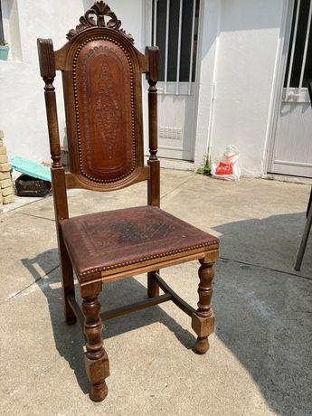 Cadeiras Madeira sala