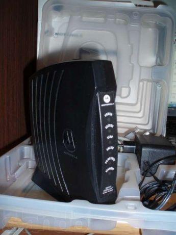 Модем кабельный Motorola