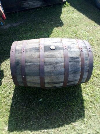 Beczka drewniana 210 litrów