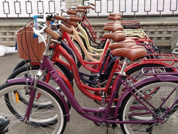 Городской велосипед DOROZHNIK 26 28 гарантия + ПОДАРОК