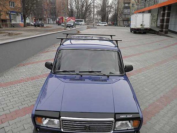 Багажник на крышу, на Ваз (классику) и другие авто с водостоком