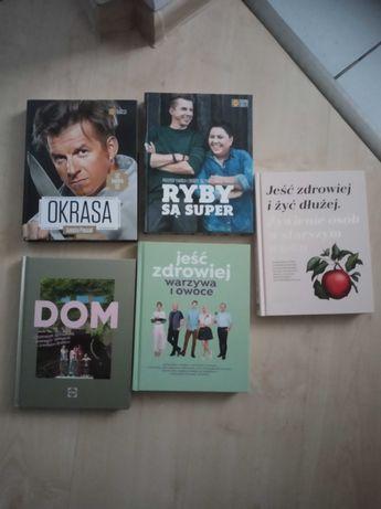 5 książek z Lidla gotowanie zdrowe żywienie