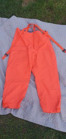 Spodnie funkcyjne Gore-Tex duże przeciwdeszczowe
