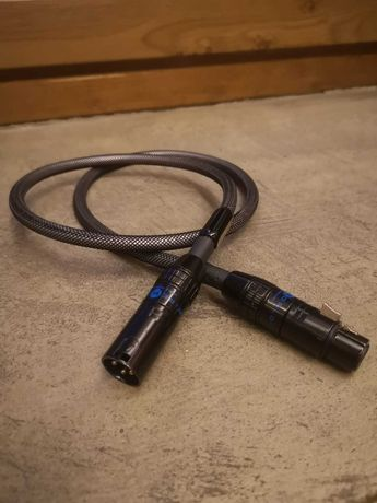 XLR kabel Wire-World Silver Eclipse 6 1m.