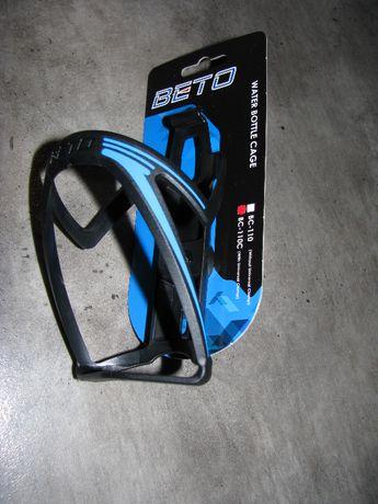 Nowy Koszyk na bidon rowerowy BETO BC-110C uniwersalny MTB,Szosa