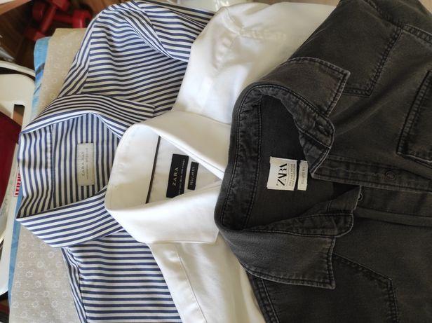 Рубашки  10 шт. Сорочки підліткові  розмір S