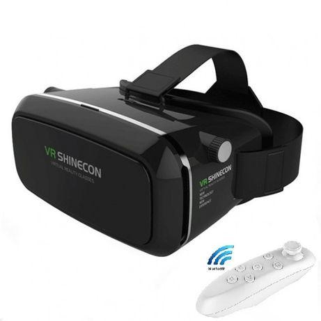 3D очки Очки виртуальной реальности VR SHINECON + пульт