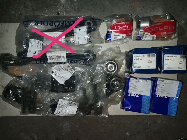 Nowe części do Opel Vectra C 2.0 DTI