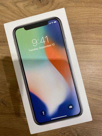 IPhone X, 64 GB sprawny