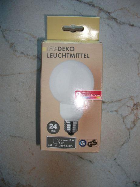 lampada LED Ikea 9 cores aleatório