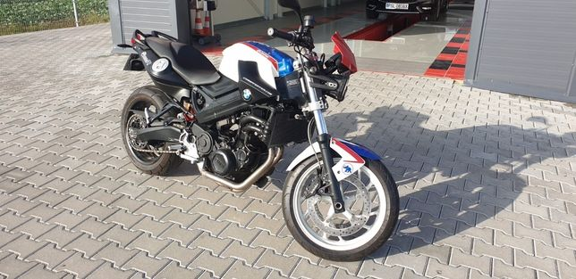 BMW F800R edycja ChrisPfeiffer