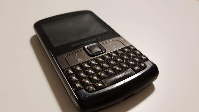 Motorola EX115 dual SIM QWERTY