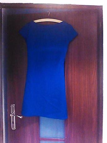 Sukienka rozm.Uniwersalnebl kolor niebieski