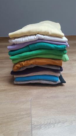 Mega paka swetrów męskich M L  13 sztuk Reserved Bershka H&M