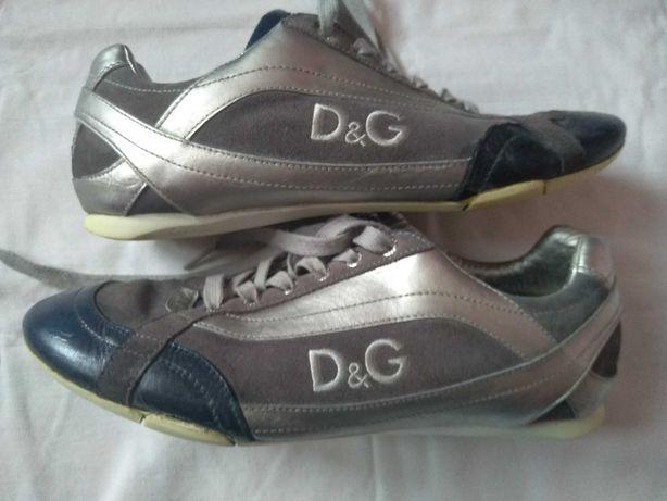 Dolce & Gabbana model Spider sneakers 41 D&G buty oryginał
