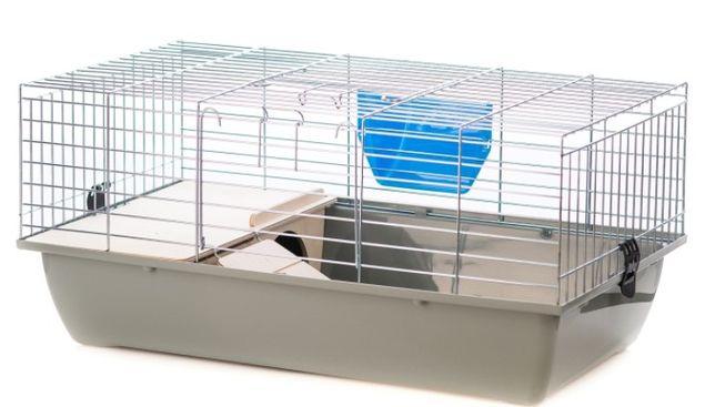 Клетка для кролика и морская свинка с домиком 58*38*31