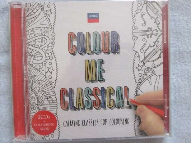 Colour Me Classical CD