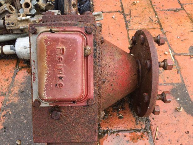 Rotoras para pivot de rega