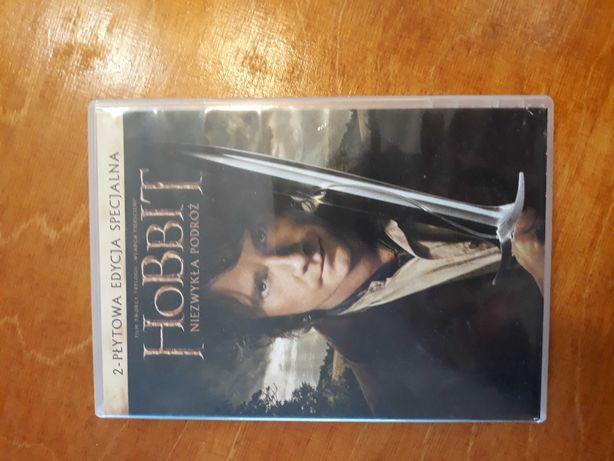 Hobbit 2 płyty DVD