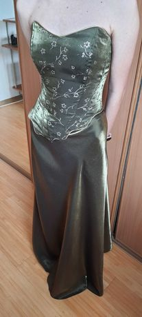 Святкове плаття(спідниця+корсет)