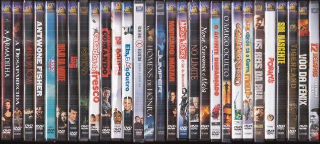Filmes Twentieth Century Fox – DVDs