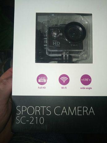 Sports Camera SC-210 Nowa
