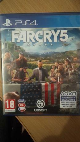 Far cry 5 ps4   .