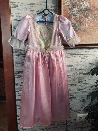 карнавальное платье 8-9 лет барби Disney