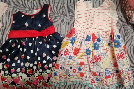 Платье на девочку полтора, два года Новое