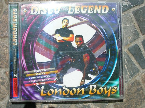 London boys Disco legend audio CD