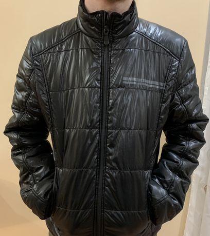 Куртка утепленая мужская стильная