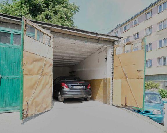 Garaż murowany do wynajęcia Sandomierz centrum miasta