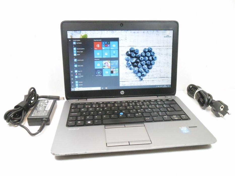 Laptop HP 430 G1 i3-4gen/SSD/Kamerka Lekki przenośny NOWOCZESNY Kraków - image 1