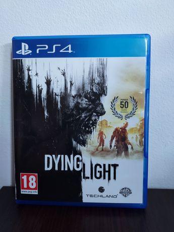 Dying Light PS4 PL stan jak nowy