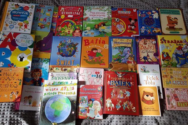 Książki dla dzieci, książeczki