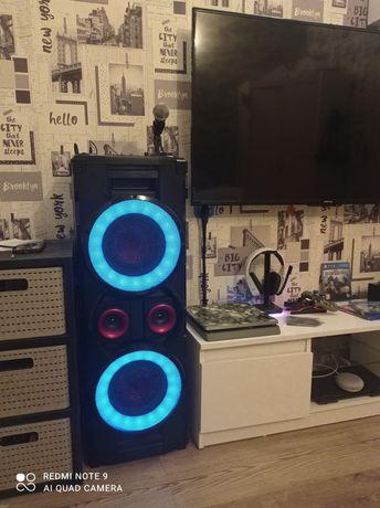 Wieża Power Audio