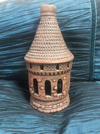 домик башня полсвечник