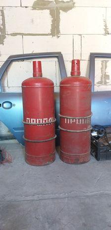 Газовый баллон новый