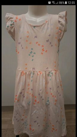 Letnia sukieneczka H&M 134/140