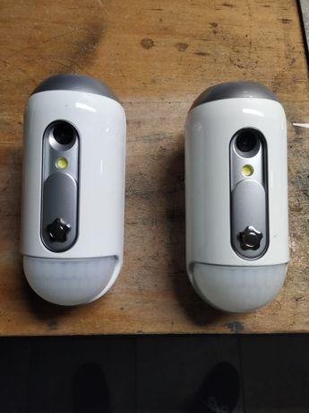 Sensores movimento com câmara