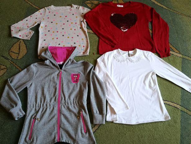 Bluzka,bluza,sweterki dziewczęce roz.145