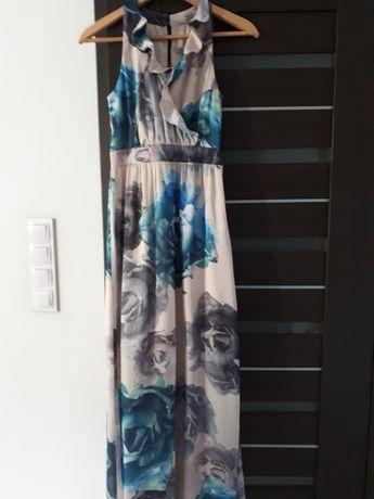 Sukienka długa H&M