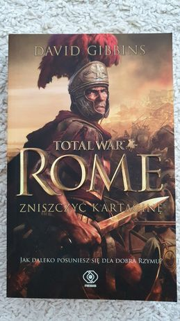 Total War Rome Zniszczyć Kartaginę Książka