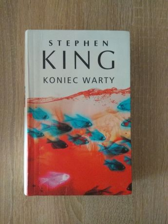 Stephen King - Koniec warty - książka