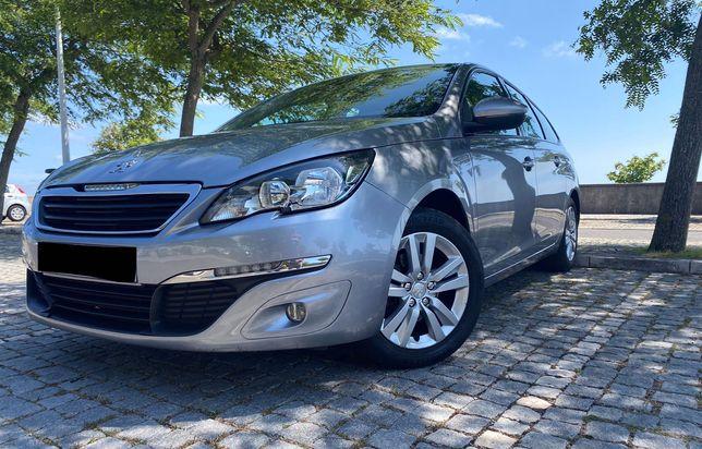 Peugeot 308 SW 1.6HDi, 06/2016, COM GARANTIA e financiamento 120 meses