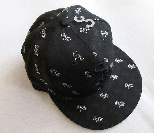 NOWA czapka z prostym daszkiem New Era 59,6 cm 56,8 cm
