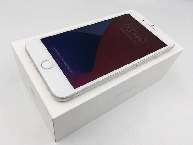 iPhone 7 PLUS 256GB SILVER • NOWA bateria • GW 1 MSC • AppleCentrum