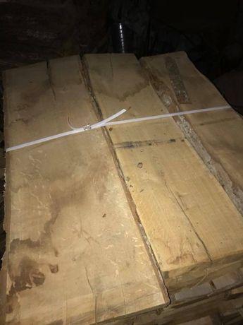 Sucha tarcica dębowa 50mm / suchy dąb / deski dębowe / brusy