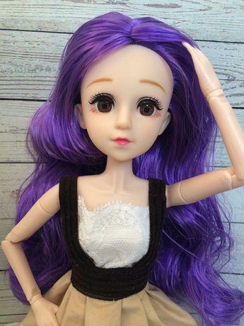 Шарнирная кукла 38 см.