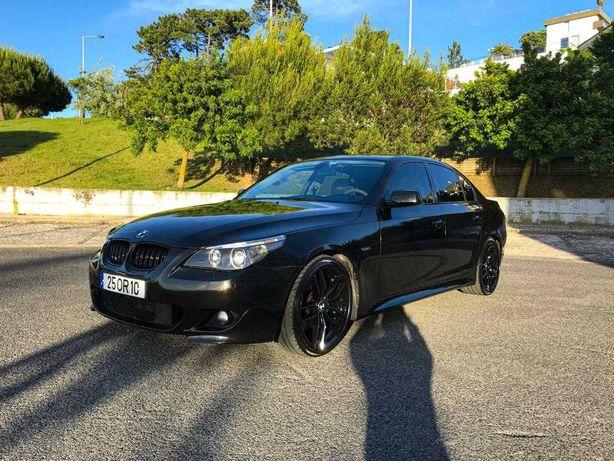BMW 530d E60 218cv M pack